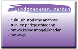 Dia parken landgoederen